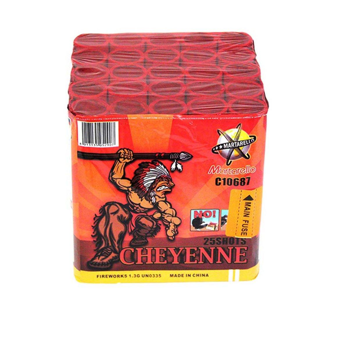 Cheyenne C10687
