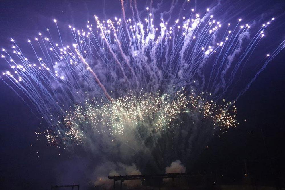 Galleria Eventi Centro Fuochi Artificiali - Fuchi d'Artificio a Padova 05